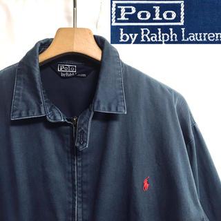 ラルフローレン(Ralph Lauren)のレア!Ralph Laurenラルフローレン ポニーワンマーク スウィングトップ(ブルゾン)