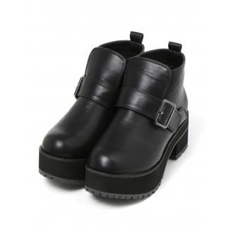 レピピアルマリオ(repipi armario)のrepipi armario ショートブーツ(ブーツ)