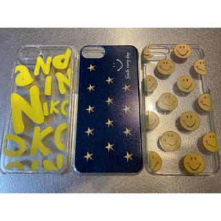 ニコアンド(niko and...)のiPhoneケース(iPhoneケース)