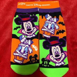 ディズニー(Disney)の新品 ディズニー限定 靴下 ソックス(ソックス)