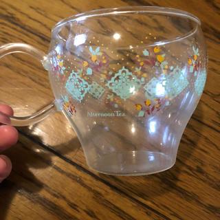 アフタヌーンティー(AfternoonTea)のAfternoon tea 耐熱ガラスカップ(グラス/カップ)