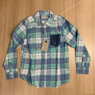 ザラキッズ(ZARA KIDS)のザラ ボーイズ チェックシャツ(ブラウス)