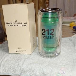 キャロライナヘレナ(CAROLINA HERRERA)のキャロライナ ヘレナ212 splash 30x2  セールします‼️(ユニセックス)