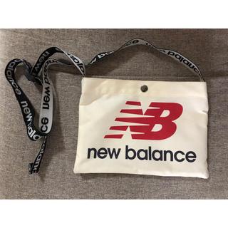 ニューバランス(New Balance)のニューバランス サコッシュ ショルダーバッグ(ショルダーバッグ)