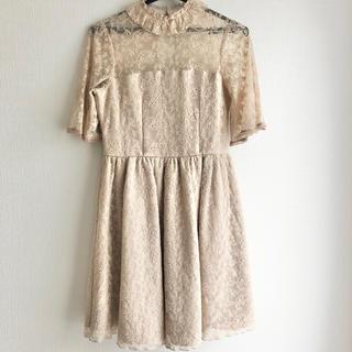 リリーブラウン(Lily Brown)のリリーブラウン パーティードレス(ミディアムドレス)