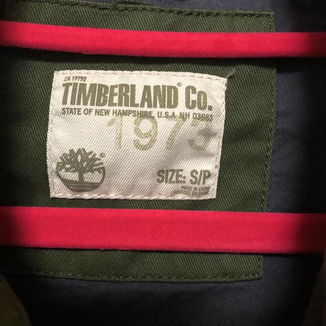 Timberland(ティンバーランド)のティンバーランド♡ミリタリージャケット メンズのジャケット/アウター(ミリタリージャケット)の商品写真