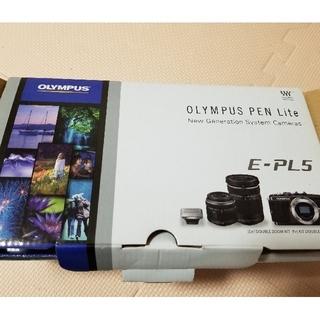 オリンパス(OLYMPUS)のOLYMPUS PEN Lite E-PL5(デジタル一眼)