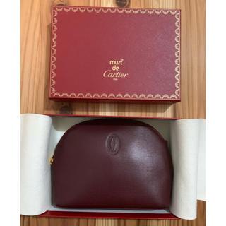 カルティエ(Cartier)の新品未使用 Cartier  正規品(ポーチ)