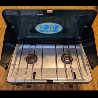 シンフジパートナー(新富士バーナー)の最終値引き SOTO 2バーナー ST-501(ストーブ/コンロ)
