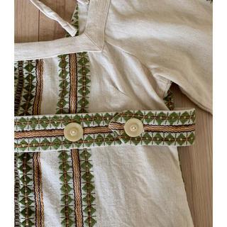 マリメッコ(marimekko)のフィンランドで購入トップス(シャツ/ブラウス(長袖/七分))