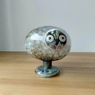 イッタラ(iittala)の【タイムセール】pearl owl イッタラ バード ヌータヤルヴィ (ガラス)