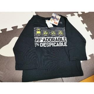 ミニオン(ミニオン)のミニオン 長袖シャツ 100cm(Tシャツ/カットソー)