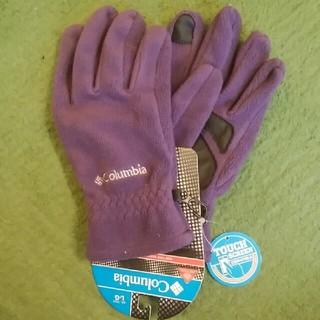 コロンビア(Columbia)の新品コロンビアスマホ対応グローブL(手袋)