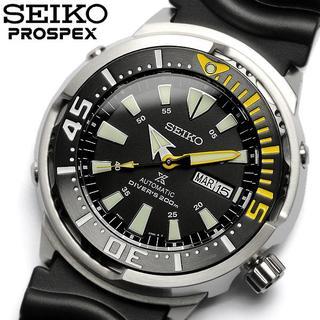セイコー(SEIKO)のセイコー プロスペックス 自動巻きダイバーズウォッチ20気圧防水海外モデル(腕時計(アナログ))