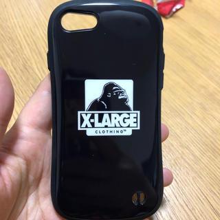 エクストララージ(XLARGE)のifaceカバー iPhone7.8用(iPhoneケース)