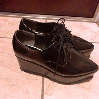 ムルーア(MURUA)のMURUA レースアップローファー(ローファー/革靴)