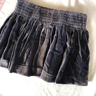 ジャカディ(Jacadi)のJacadi ベロアスカート 3Y 新品タグ付き(スカート)