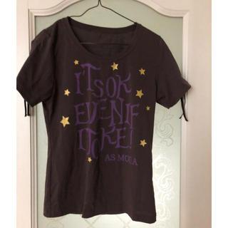 アザーカラーズプロジェクト(Other Colours Project)のスポーツウエア as moda ヨガ カットソー Tシャツ M (トレーニング用品)