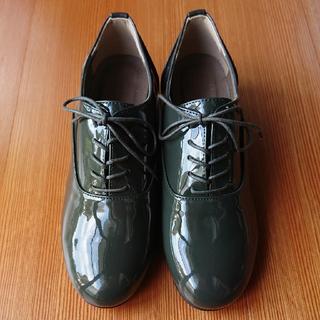 ディーホリック(dholic)のdholic ディーホリック エナメル オックスフォード シューズ(ローファー/革靴)