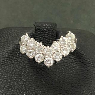 天然ダイヤモンド1ct リング(リング(指輪))