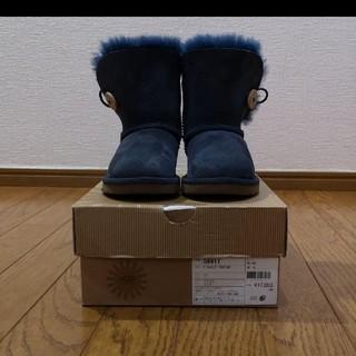 アグ(UGG)のUGG ベイリーボタン14.5  15(ブーツ)