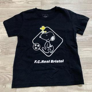 エフシーアールビー(F.C.R.B.)のFCRB×スヌーピー キッズ120(Tシャツ/カットソー)