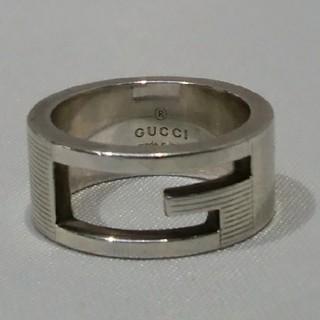 グッチ(Gucci)のGUCCI シルバーリング 925(リング(指輪))