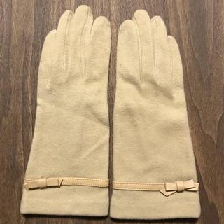 キャサリンハムネット(KATHARINE HAMNETT)のキャサリンハムネット 手袋 リボン(手袋)