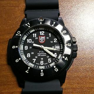 ルミノックス(Luminox)のルミノックス3400    LUMINOX 3401  美品(腕時計(アナログ))