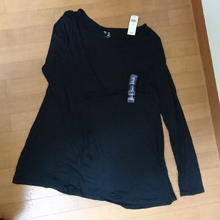 ギャップ(GAP)の新品タグ付 GAP ロンT (Tシャツ(長袖/七分))