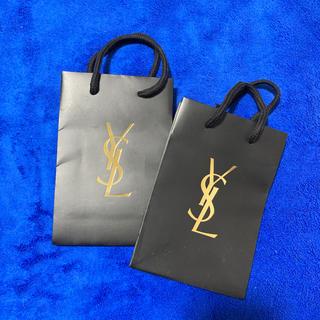 イヴサンローランボーテ(Yves Saint Laurent Beaute)のサンローラン ショップ袋 2枚(ショップ袋)