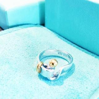ティファニー(Tiffany & Co.)の☆新品☆未使用☆ティファニー フック&アイ リング8号(リング(指輪))