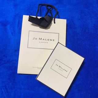 ジョーマローン(Jo Malone)のジョーマローン  紙袋 箱 リボン ミルキーローション付き(ショップ袋)