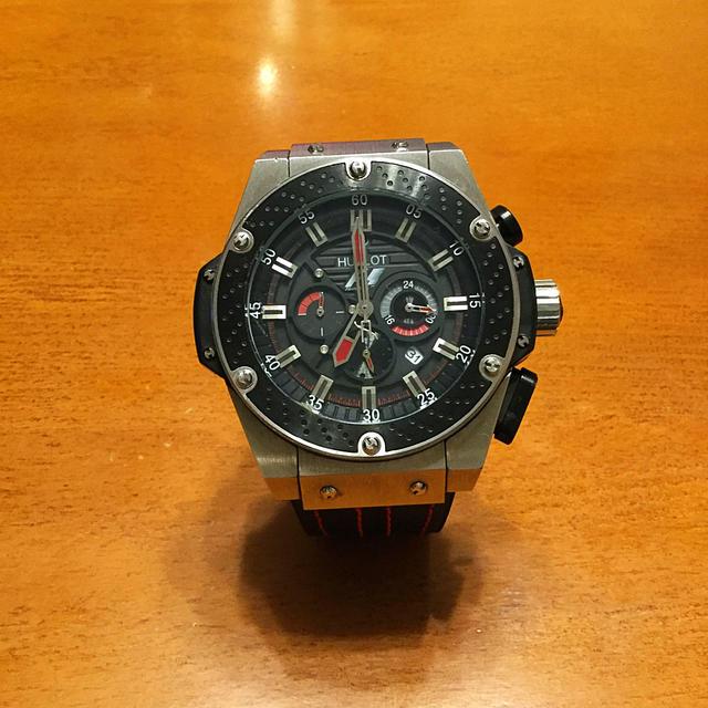 スーパーコピー 時計 買ってみた 、 HUBLOT - ウブロタイプ F1の通販 by arasi's shop