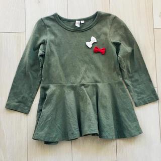 サマンサモスモス(SM2)のSM2 100cm トップス(Tシャツ/カットソー)