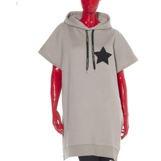 ダブルスタンダードクロージング(DOUBLE STANDARD CLOTHING)の DOUBLE STANDARD CLOTHINGドライタッチ裏毛プルオーバー(トレーナー/スウェット)