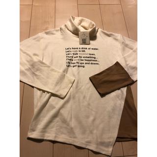 COMME CA MEN - コムサメンベータ 28.080円  タートルネックセーター