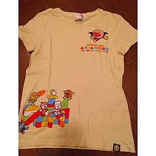 アンパンマン(アンパンマン)のアンパンマン Tシャツ(Tシャツ(半袖/袖なし))