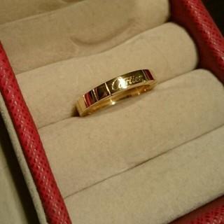 カルティエ(Cartier)のYui様専用(リング(指輪))