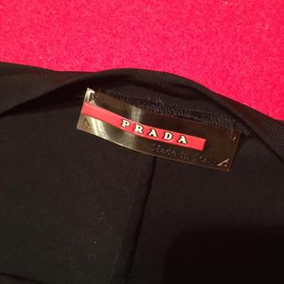プラダ(PRADA)の14.プラダストレッチTシャツ(Tシャツ(半袖/袖なし))