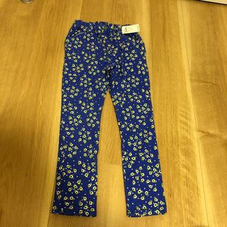 ウィルメリー(WILL MERY)の新品タグ付き⚫︎will mery⚫︎花柄パンツ130(パンツ/スパッツ)