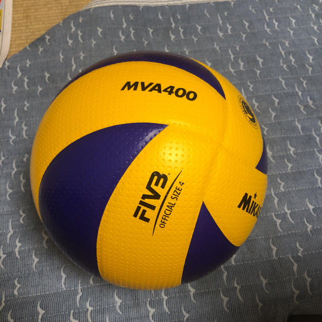 MIKASA(ミカサ)のバレーボール スポーツ/アウトドアのスポーツ/アウトドア その他(バレーボール)の商品写真