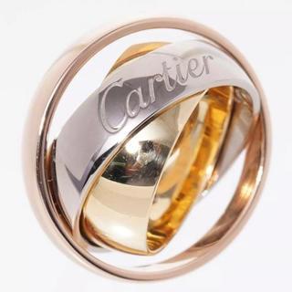 カルティエ(Cartier)のカルティエマストエッシェンス K18YG/WG/PG 指輪 リング ペンダント(リング(指輪))