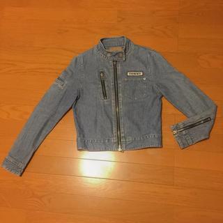 トミーヒルフィガー(TOMMY HILFIGER)のTommy jeans デニムジャケット(Gジャン/デニムジャケット)