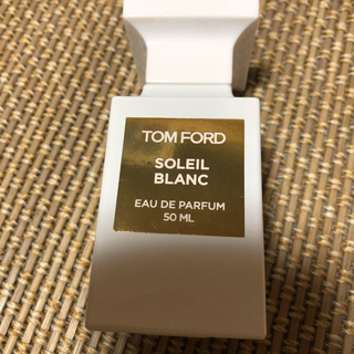 TOM FORD - トムフォード ソレイユブラン オードパルファム 50ml