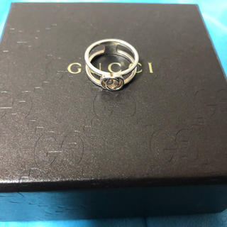 グッチ(Gucci)のGUCCI リング 8号(リング(指輪))