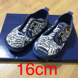 ampersand - ampersand アンパサンド 16 cm スニーカー 靴