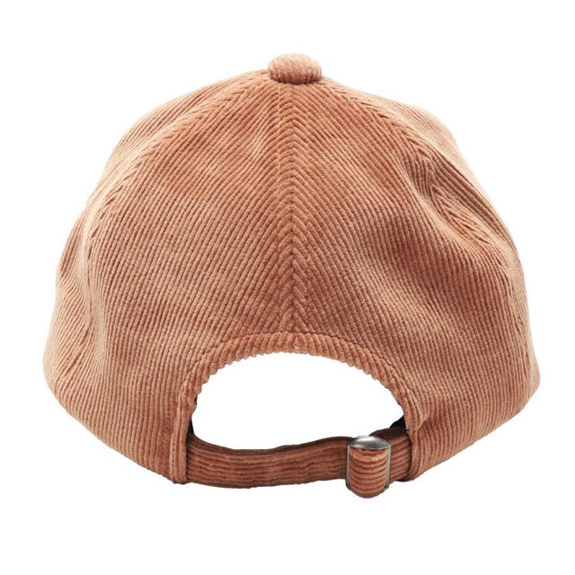 Ungrid(アングリッド)のungrid コーデュロイCAP レディースの帽子(キャップ)の商品写真