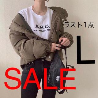アーペーセー(A.P.C)の⭐️ラスト1点⭐️A.P.C.  アーペーセー ロゴ Tシャツ Lサイズ acp(Tシャツ(半袖/袖なし))