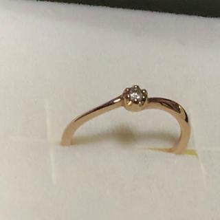 カナルヨンドシー(canal4℃)のダイヤリング(リング(指輪))